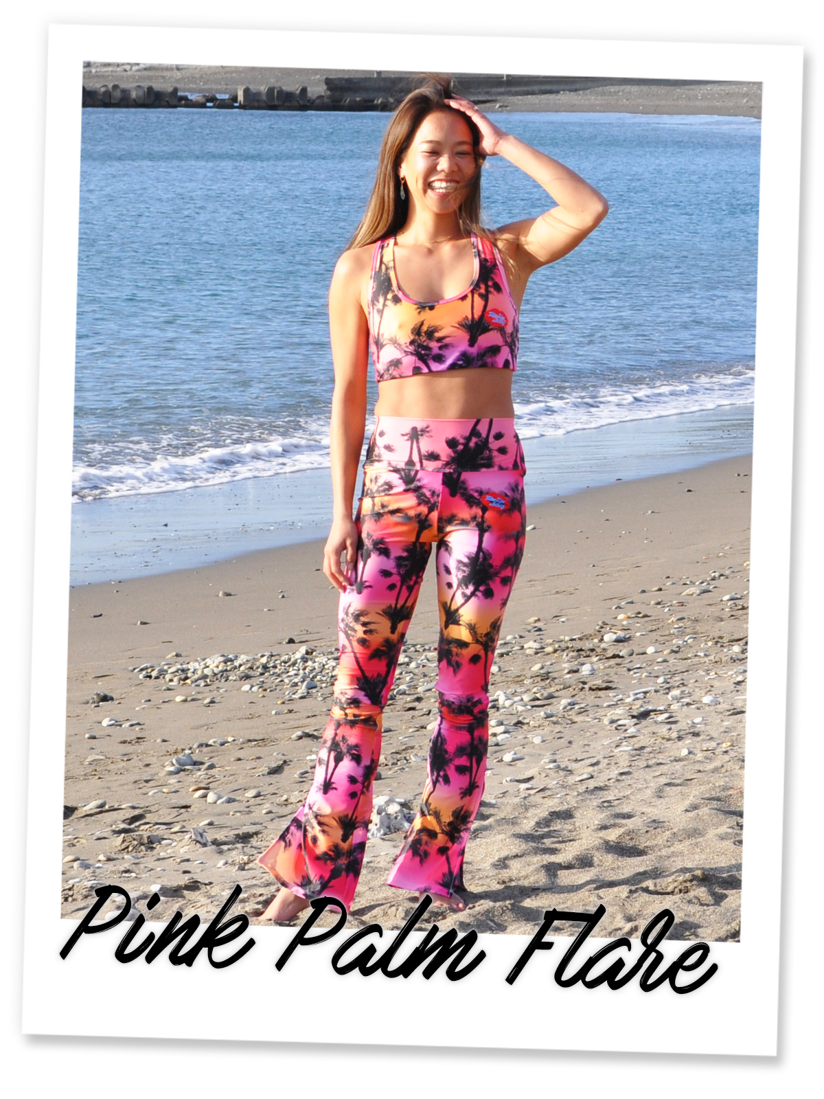 Pink Palm Flare (PPF)