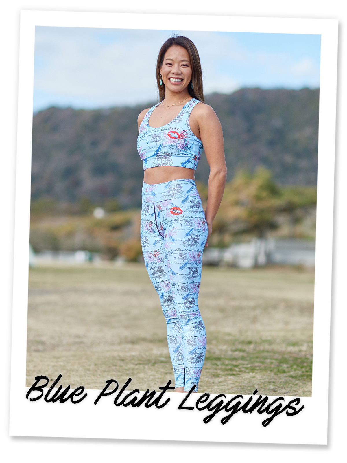 Blue Plant Leggings (BPL)