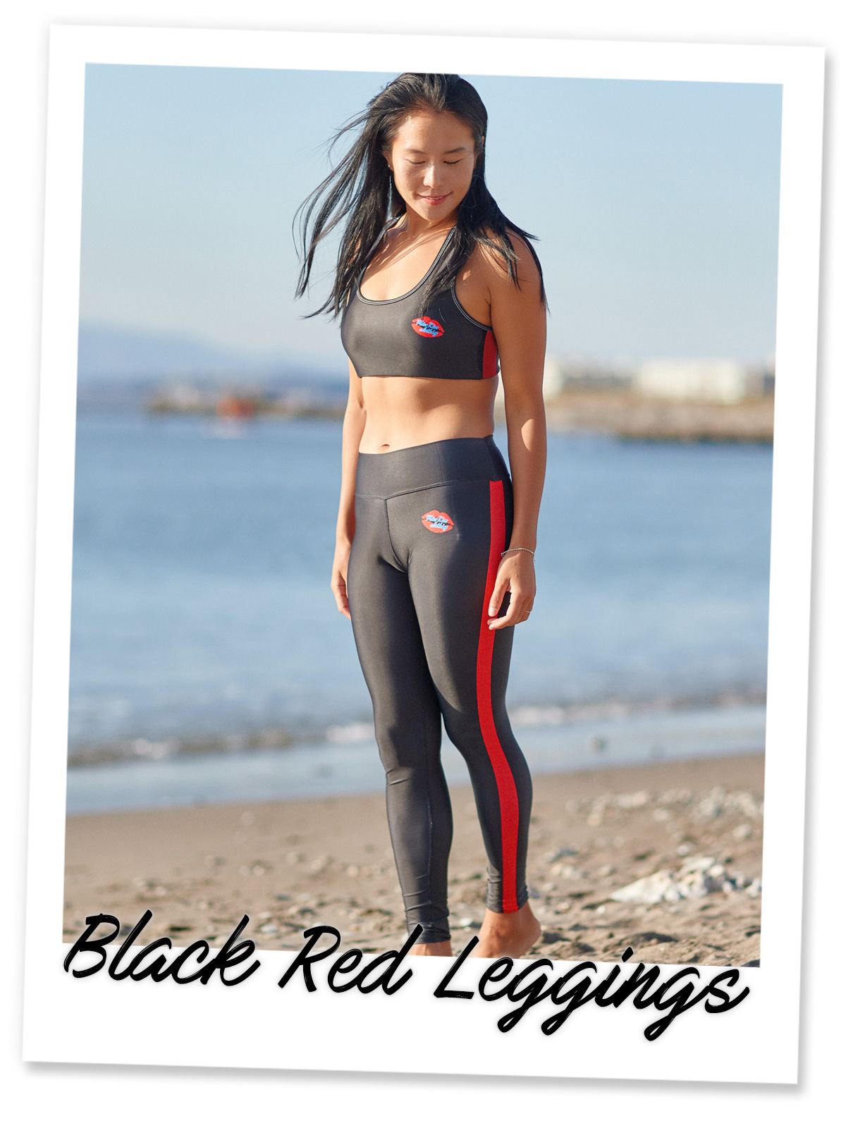 Black Red Leggings (BRL)