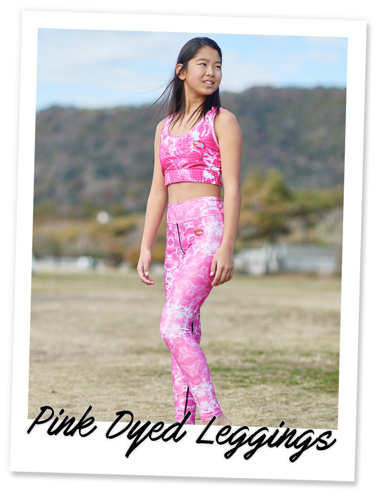 Pink Dyed Leggings (PDL)