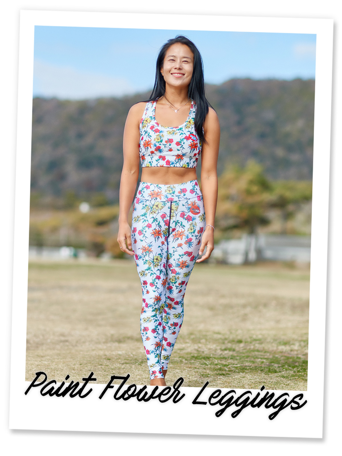 Paint Flower Leggings (PFL)