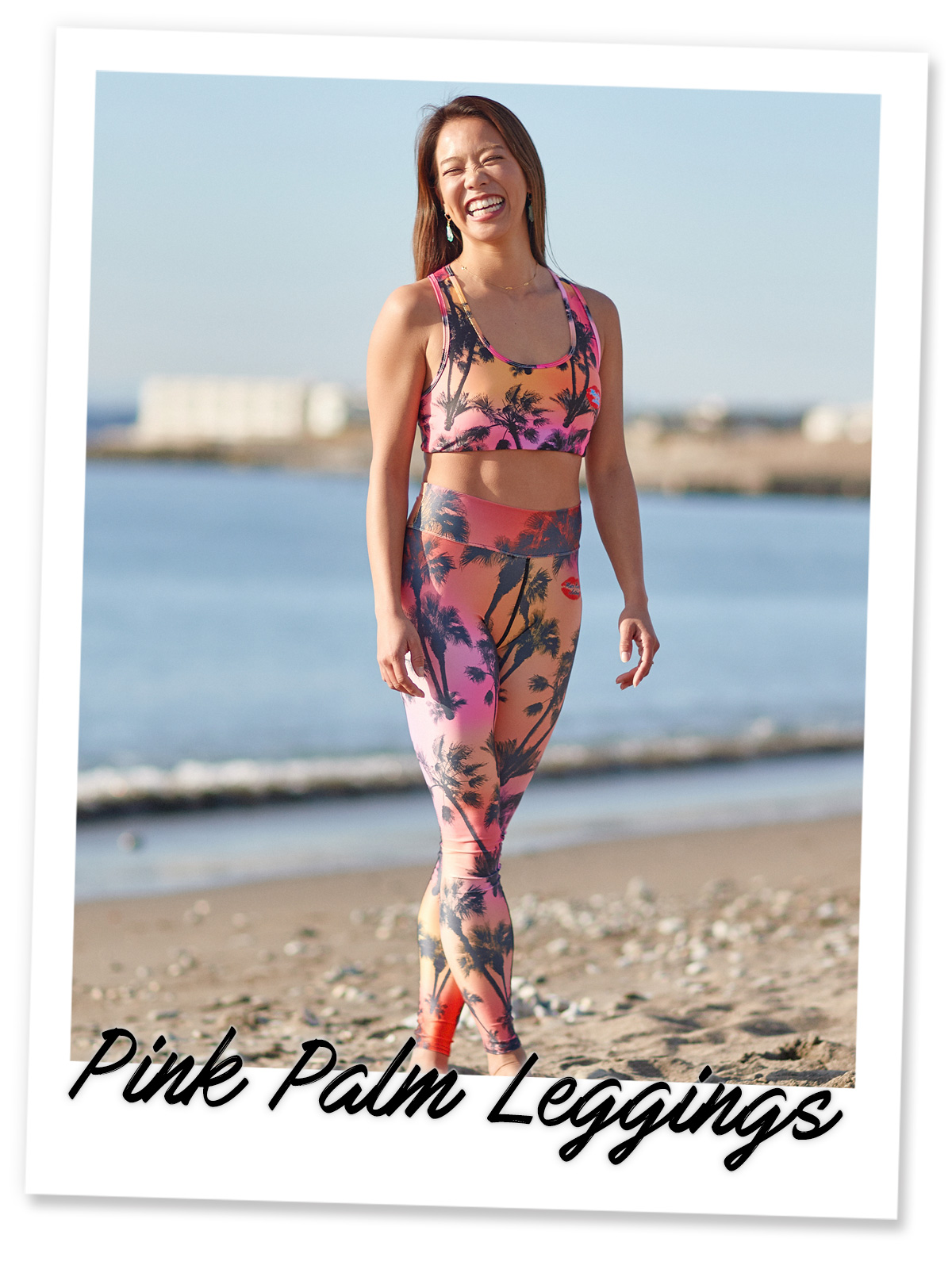 Pink Palm Leggings (PPL)