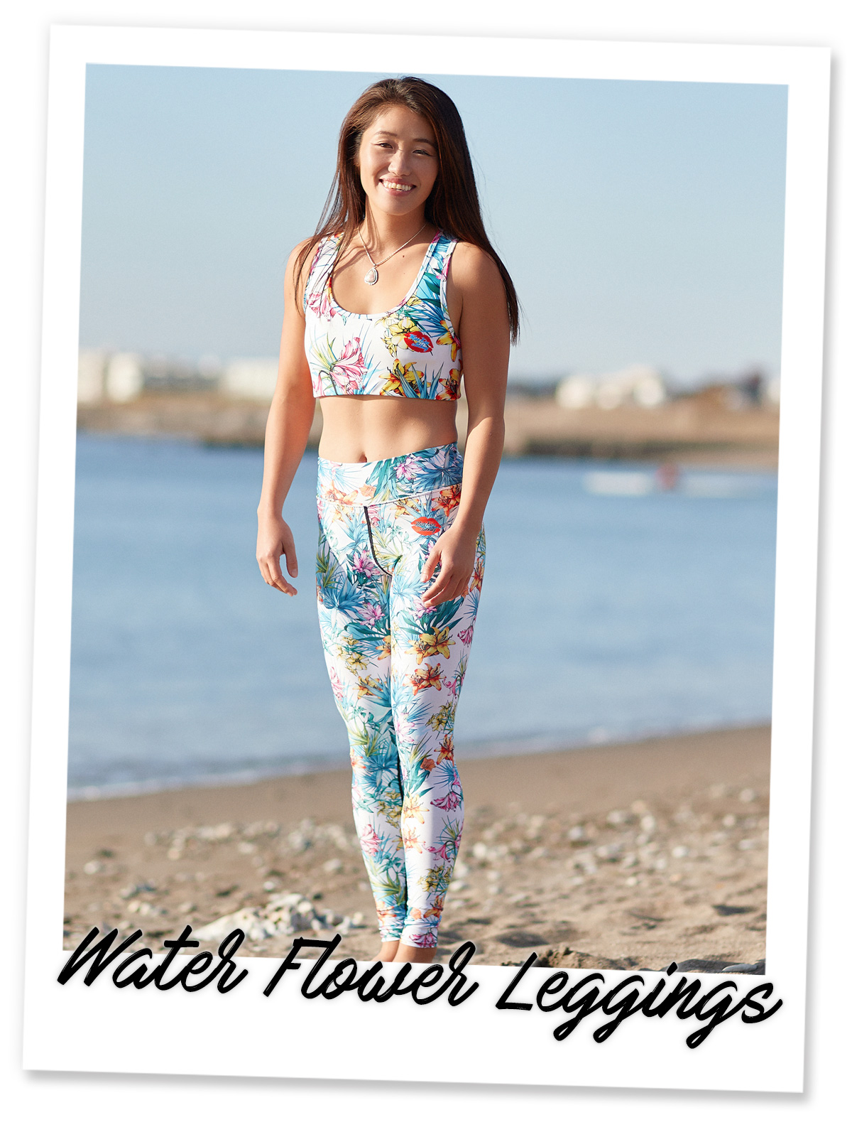 Water Flower Leggings (WFL)