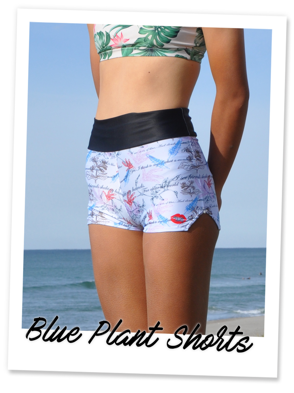 Blue Plant Shorts(BPS)
