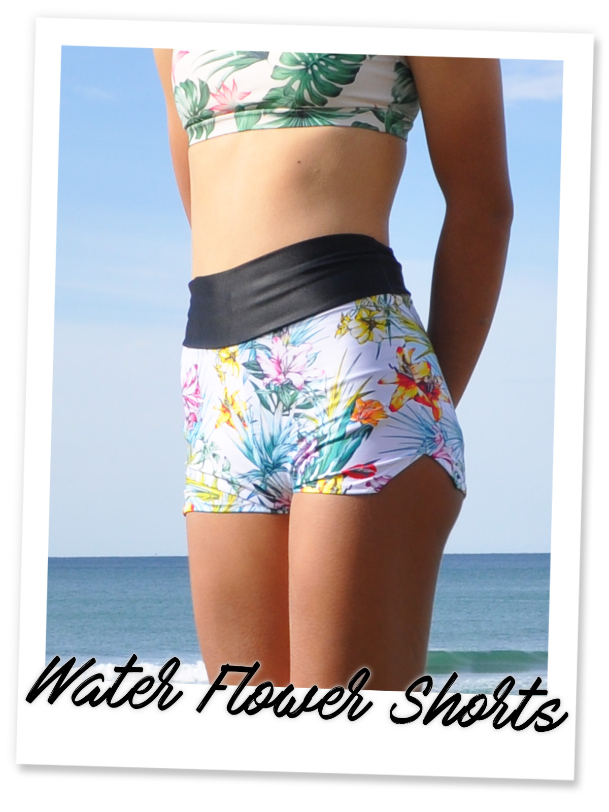 Water Flower Shorts(WFL)